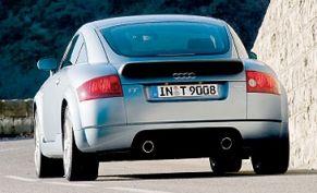 2004 Audi TT 3.2 Quattro
