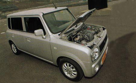 Suzuki Alto Lapin Turbo