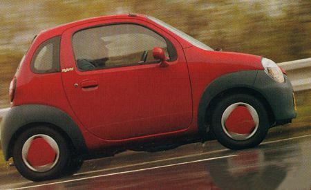 Suzuki Twin Hybrid