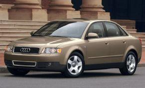 2002 Audi A4 3.0 CVT