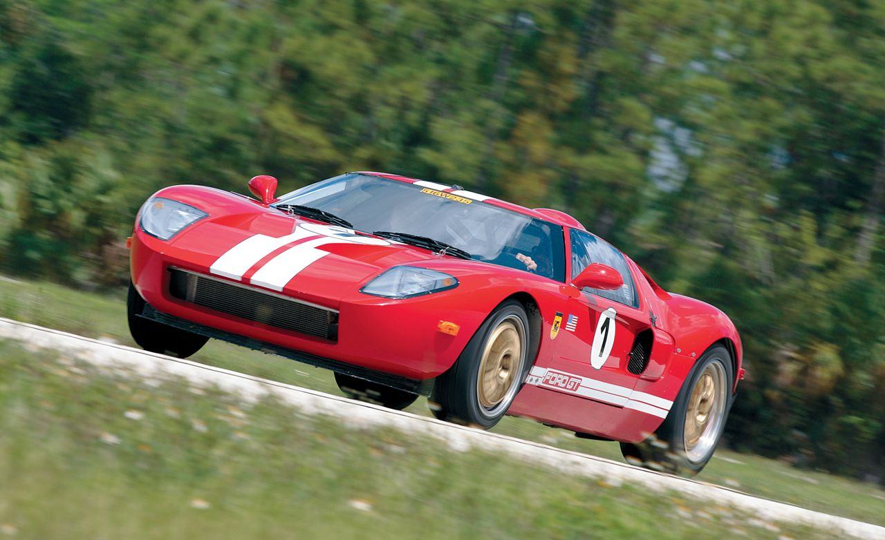2005 Ford GT Road Test – Review – Car and Driver