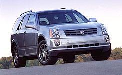 Cadillac SRX V-8