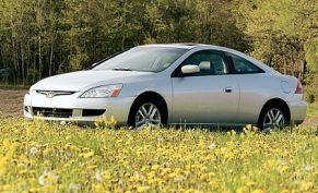 Honda Accord Coupe EX V-6