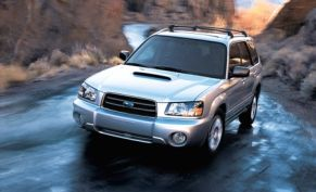 Forester 2 5 Xt >> Subaru Forester 2 5xt Road Test Reviews Car And Driver