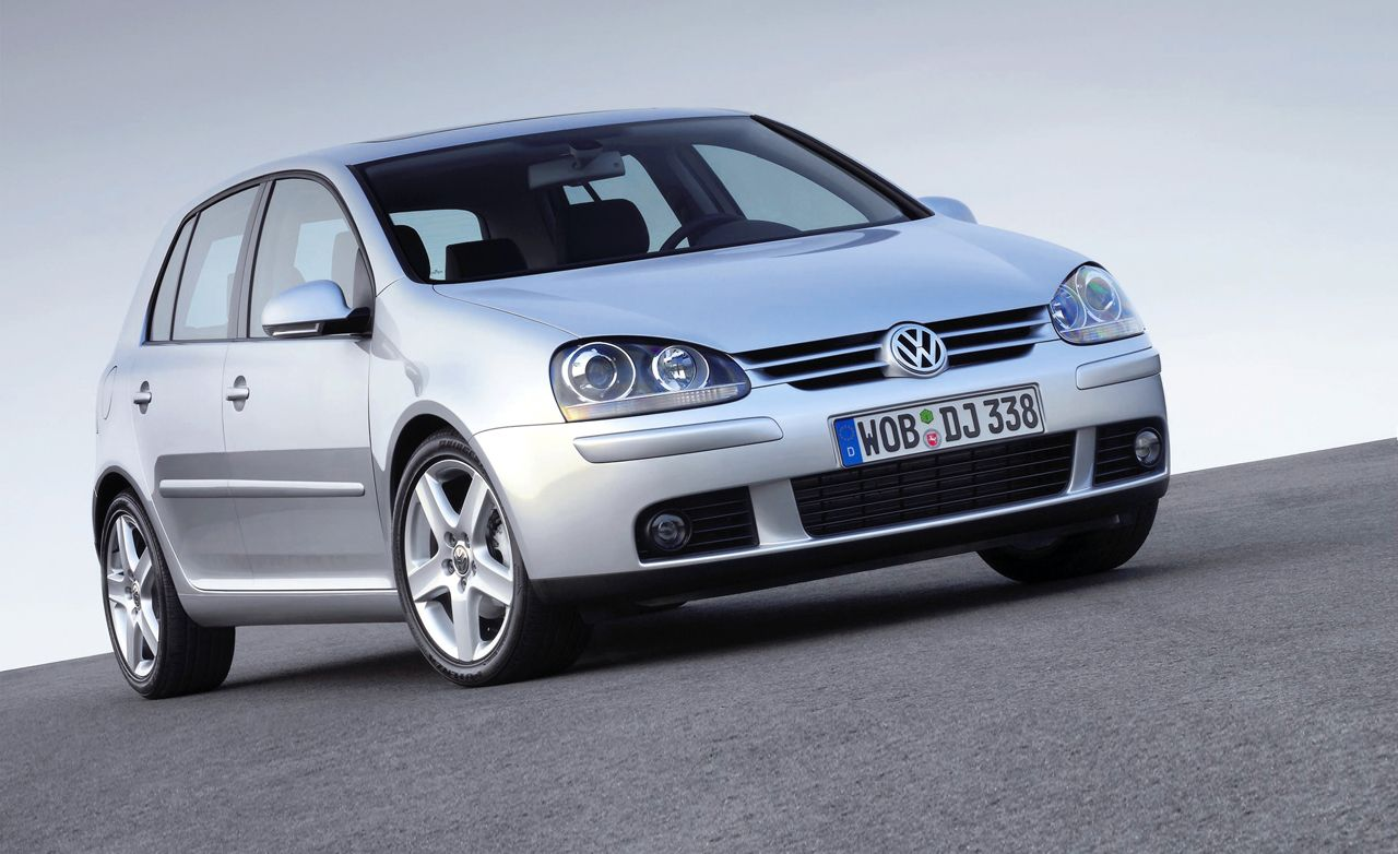 2017 Volkswagen Golf Information