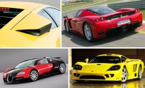 America's Most Wanted Supercars