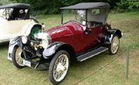 1916 Scripps-Booth Model C