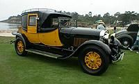 1927 Lincoln Model L Judkins Coaching Brougham