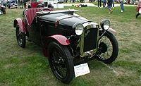 1930 Austin Seven Supersport