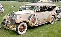 1930 LaSalle 7 Passenger Phaeton