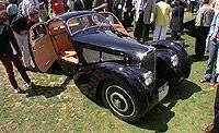 1931 Bugatti T51 Dubos Coupe