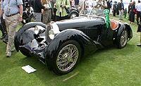 1931 Bugatti Type 37A Hanni Roadster