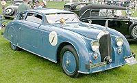 1936 Avions Voisin C28 Aerosport Aero Coupe