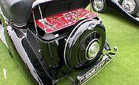 1936 Bentley 3 1/2 Liter Windover Sedanca Coupe