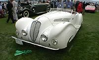 1937 Delahaye 135MS Figoni et Falaschi Roadster