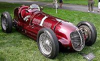 1937 Maserati 8CTF