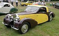 1938 Bugatti Type 57 Coupe