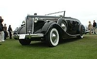 1938 Buick Special Model 44 Lancefield Drophead Coupe