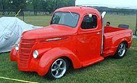 1938 International Pickup