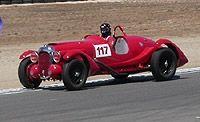 1939 Lagonda LeMans