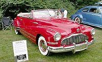 1942 Buick Roadmaster Model 76C