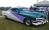 1948 Cadillac Pro Street