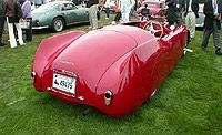 1948 Cisitalia 202MM Spyder Nuvolari