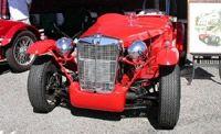 1950 MG TD Von Neuman Special