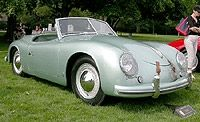 1950 Porsche America Roadster