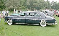 1955 Imperial limousine