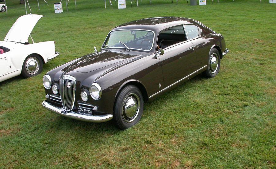 1955 Lancia Aurelia B20