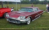 1958 Ford T-bird
