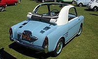 1959 Fiat Bianchina