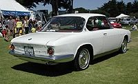 1962 BMW 3200CS Bertone Coupe