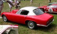 1963 Lotus Elite Mk II