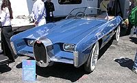 1965 Bugatti Type101C Exner