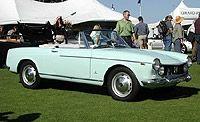 1967 Fiat 1600S Convertible