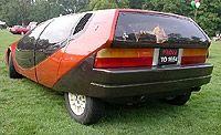 1977 Ford Ghia Megastar