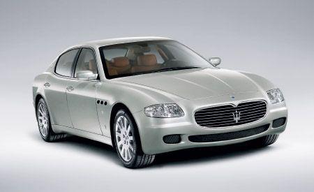 $80K Maserati Sedan Revealed