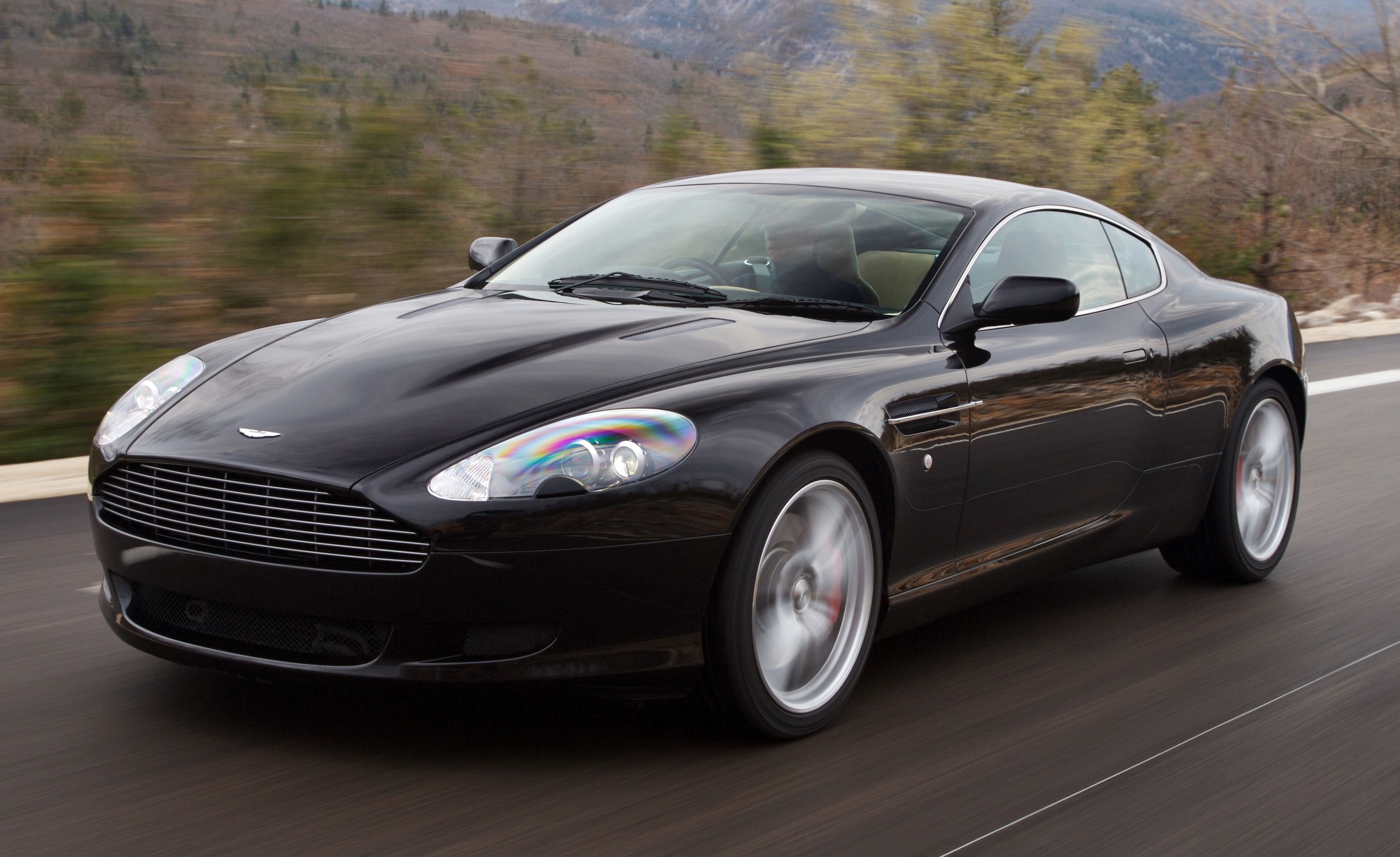 Aston Martin Virage First Drive Review