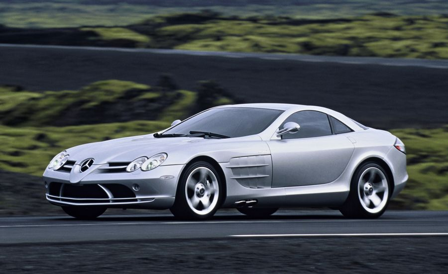Mercedes benz slr mclaren for Mercedes benz slr mclaren price