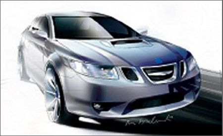 Saab Introduces a Brand-New Sketch...