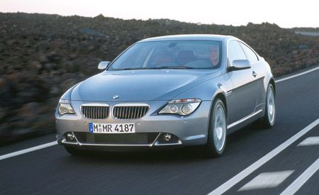 The BMW 6-series is Back!