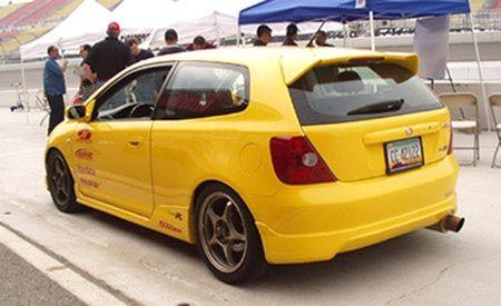2002 Jackson Racing/Hasport Honda Civic Si