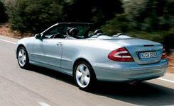2004 Mercedes-Benz CLK-class Cabriolet