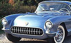 Corvette Chronology 1956