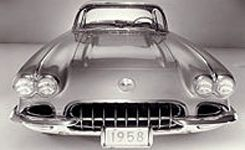 Corvette Chronology 1958