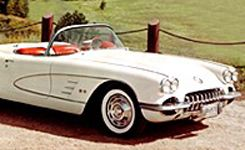 Corvette Chronology 1959