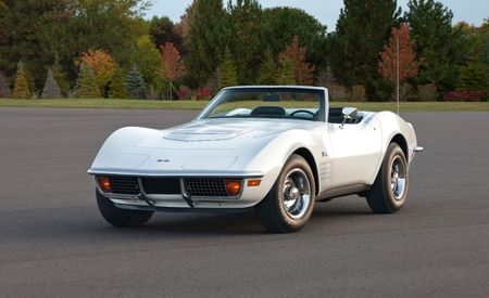 Corvette Chronology 1971