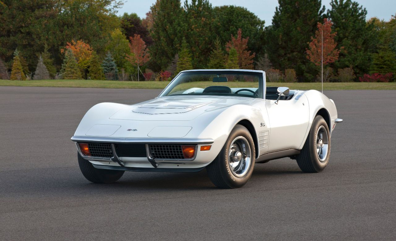Corvette Chronology 1974